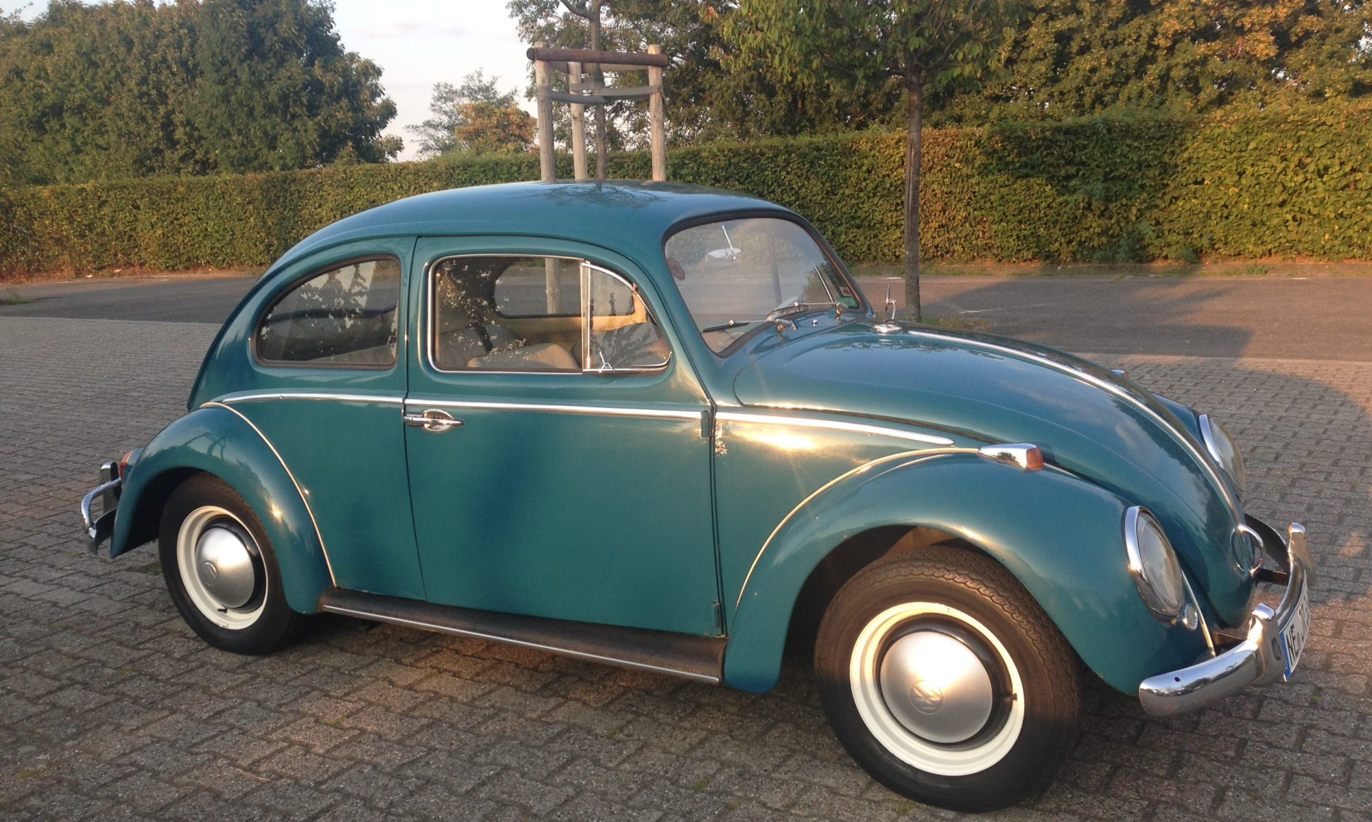 VW Käfer 1200 Blog