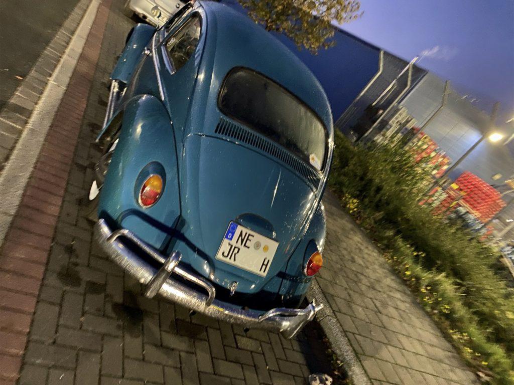 Bild vom VW Käfer 1200 aus 1964